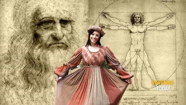 Caterina Sforza racconta il genio di Leonardo