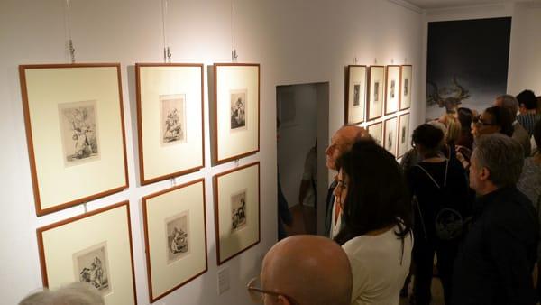"""Ancora una settimana per """"Goya. Follia e ragione all'alba della modernità"""""""