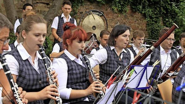 Dalla Germania, un'orchestra di trenta giovani in Piazza del Popolo: la Stadtkapelle di Ettenheim