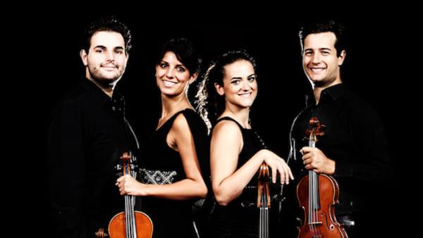 Il Quartetto Guadagnini incontra Sandro de Palma