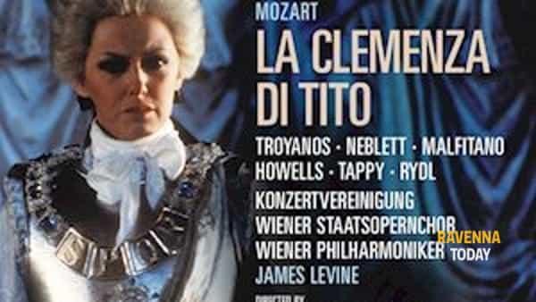 """""""Un palco all'opera"""": si proietta """"La clemenza di Tito"""""""