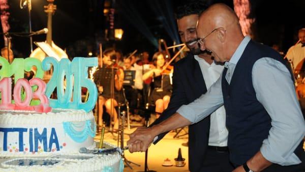 Festa di compleanno per Milano Marittima: musica, torta e brindisi