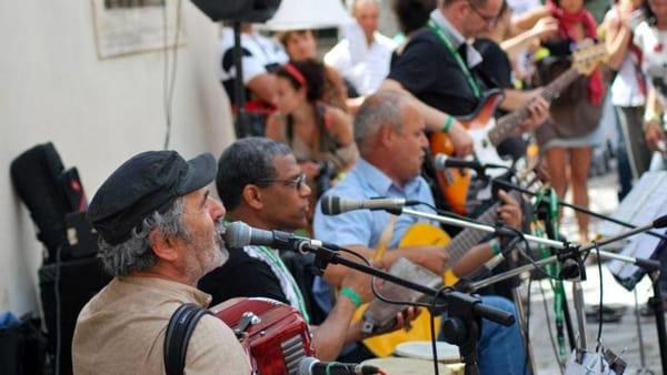 Ultimo live del Bagnacavallo Festival con Pennabilli Social Club