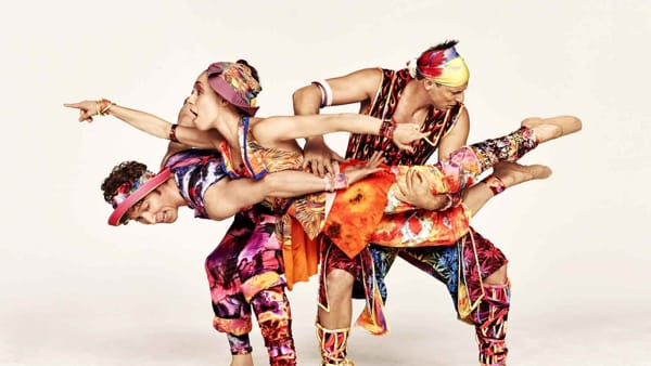 Colore, divertimento, originalità: la danza spigliata di Twyla Tharp