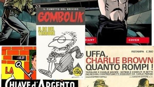 """Tre mostre ai Magazzini del Sale con la sesta edizione de """"Un'Estate Diabolika"""""""