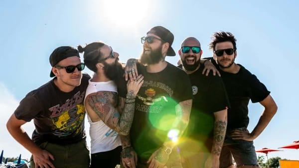 Halloween rock con il release party dei Sunset Radio