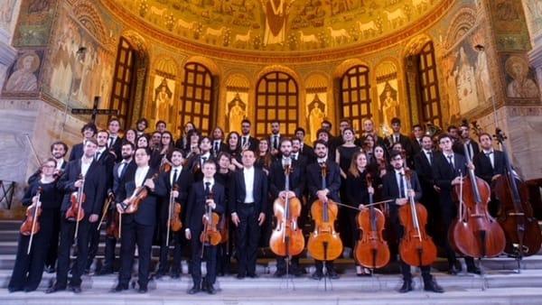 Concerto di Pasqua: la Young Musicians European Orchestra sulle note di Mozart