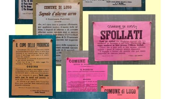 L'Archivio storico apre la mostra '1945: finalmente liberi!' sui social