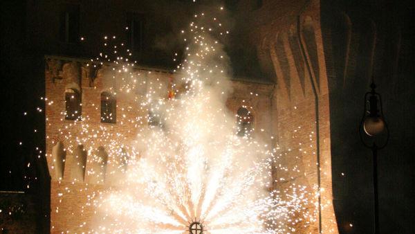 A Lugo grande spettacolo in piazza per festeggiare il nuovo anno