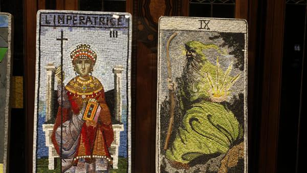 Gli Arcani Maggiori a Ravenna secondo gli artisti dell'Accademia
