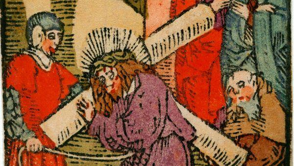 Antiche xilografie della Passione di Cristo allaBiblioteca Classense