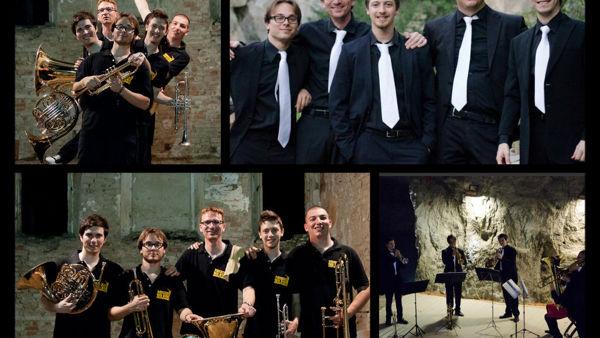 """Nuovo appuntamento per la rassegna musicale """"In tempo"""": Romagna Brass in concerto"""