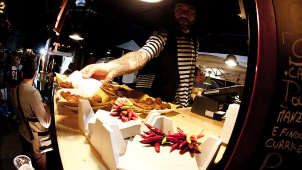 I migliori Food Truck di Romagna si riuniscono alle Saline