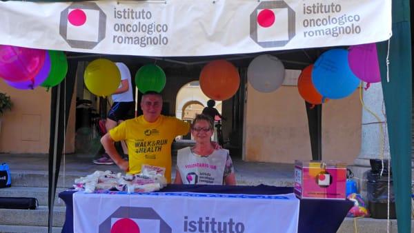 Si rinnova l'appuntamento con Walk&Run for Health a Faenza