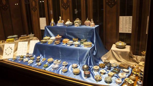 Le bomboniere in ceramica di Silva Marani