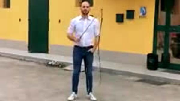 Gli Sciucarèn contro il virus: il calore e la solidarietà della Romagna a suon di fruste - VIDEO