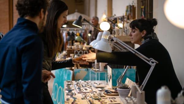 Mercanti e artigiani nel labirinto