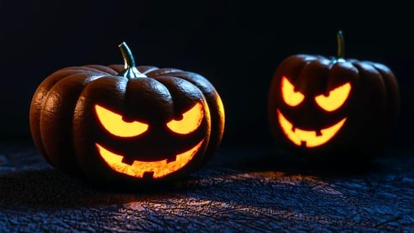Giochi, gare e zucca party per Halloween