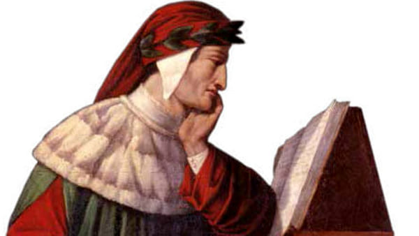 Nella Basilica si legge la Divina Commedia in tutte le lingue del mondo