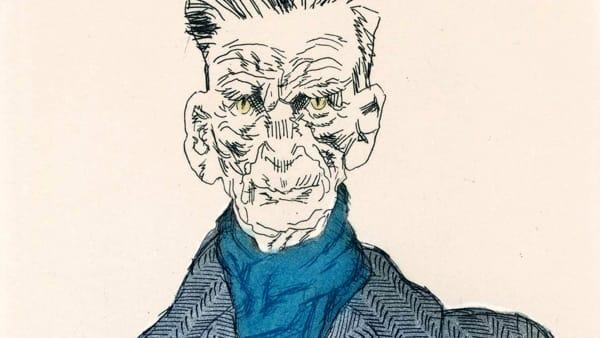 Tullio Pericoli, il grande disegnatore in mostra alle Cappuccine di Bagnacavallo