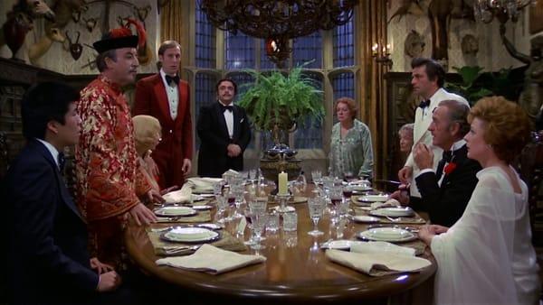 'Il rifugio del cattivo', una cena con delitto in collina