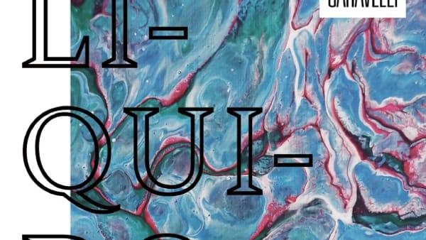 """Inaugura la mostra """"Li-qui-do"""": opere astratte con la tecnica del fluid painting"""