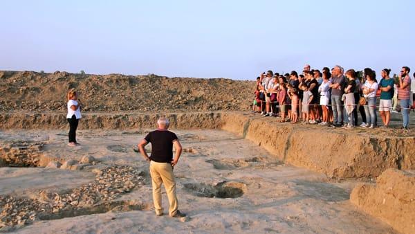 Nuovo open day agli scavi del Castello di Zagonara
