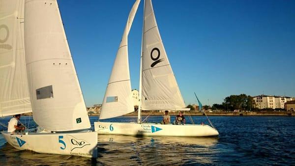 Torna Sport in Darsena. Tante sfide ed esibizioni, dal baskin alla vela