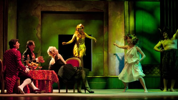 """Emilio Solfrizzi e il suo """"Borghese gentiluomo"""" in scena al teatro Rossini di Lugo"""
