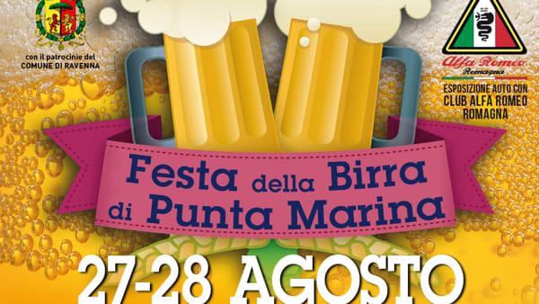 A Punta Marina appuntamento di fine agosto con la Festa della Birra