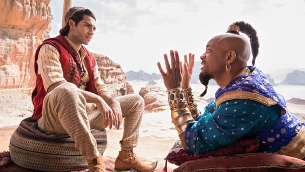 """Il Festival Premiere comincia con il live-action di """"Aladdin"""""""