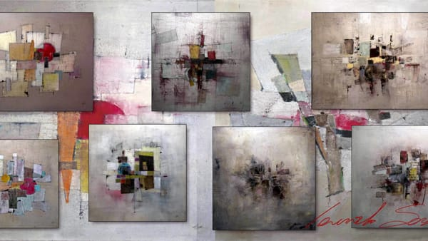 """""""Frammenti dell'orizzonte"""", la personale del pittore marchigiano Leonardo Serafini"""