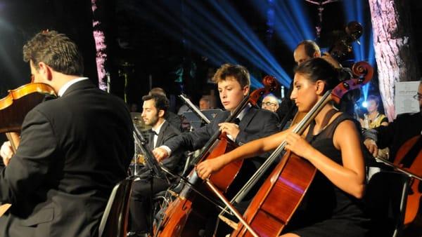 La Grande Orchestra in concerto per il compleanno di Milano Marittima