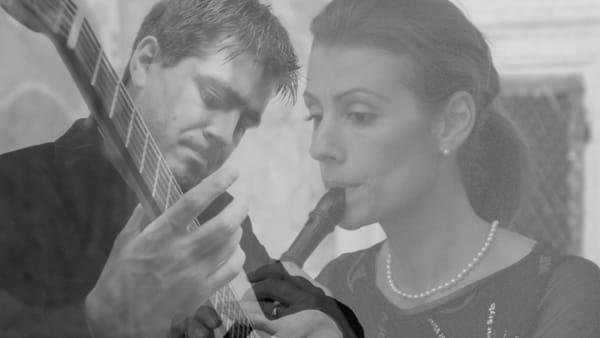 Viaggio musicale dal Barocco ai giorni nostri con il Duo Folies