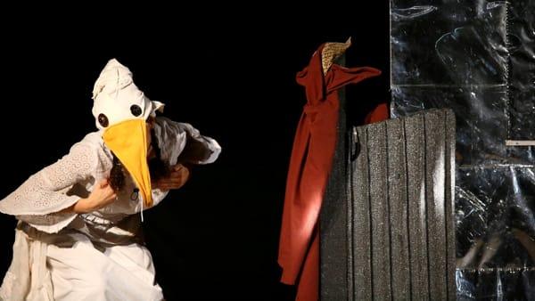 Al Vulkano arrivano i burattini e le maschere nello spettacolo Le ochine