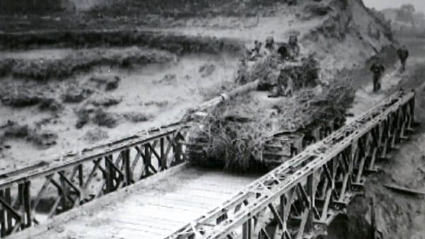 Le immagini della Liberazione dagli archivi militari neozelandesi