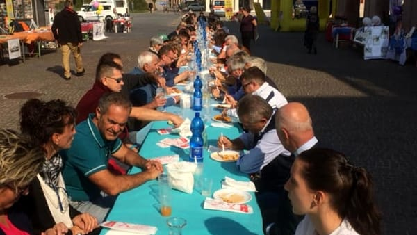 Festa del Volontariato della Bassa Romagna, si prepara il pranzo della solidarietà