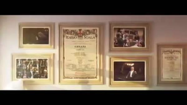 Raffaella Carrà a casa del Maestro Muti per una puntata di 'A raccontare comincia tu' - VIDEO
