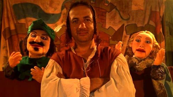 """Favole e avventure a teatro con """"Robin Hood"""""""