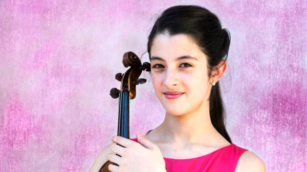 La talentuosa Maria Duenas protagonista del concerto per le vittime della mafia
