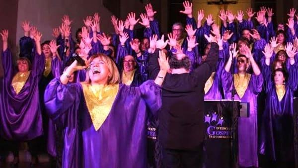 La Intercity Gospel Train Orchestra canta per la Casa del Volontariato