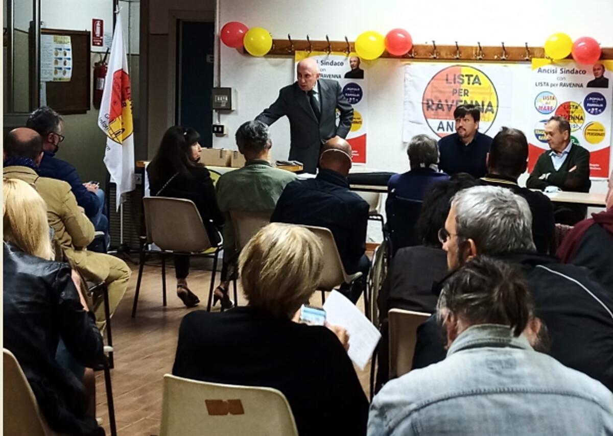 """L'assemblea di Lista per Ravenna: """"Il nostro impegno nell'amministrazione dopo le elezioni"""""""