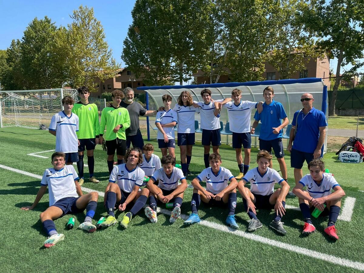 Calcio giovanile, partenza agrodolce per il Faenza che raccoglie due sconfitte e una vittoria