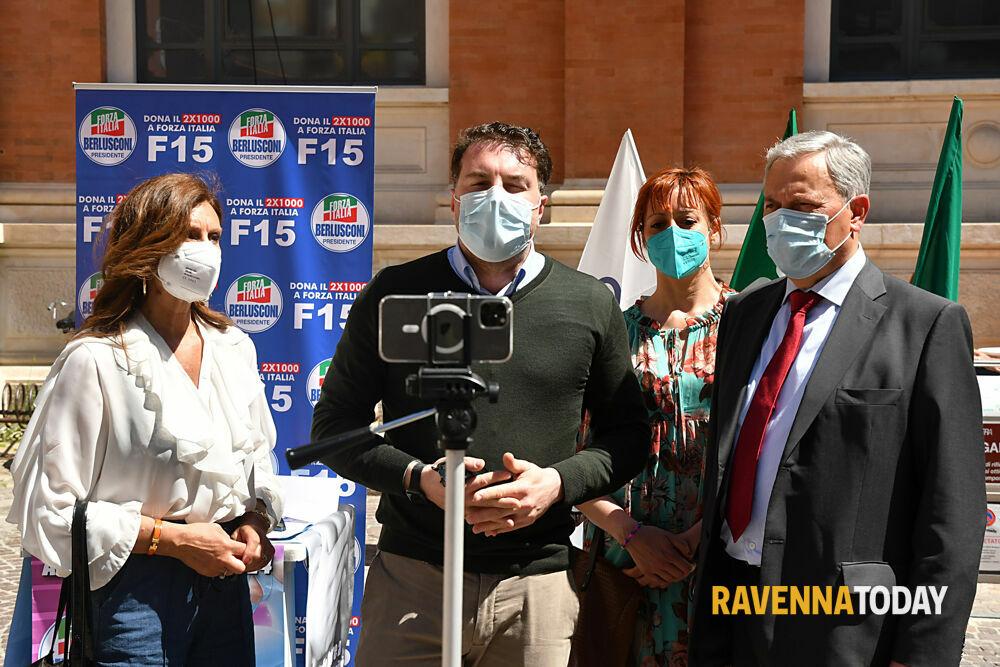 """Ancarani (FI) contro la candidatura di Donati: """"Fa parte del sistema di potere capeggiato dal Pd"""""""