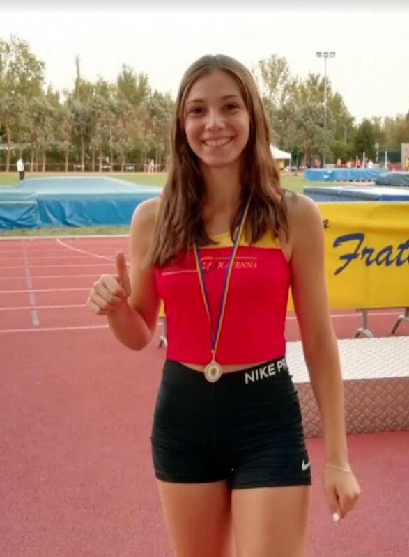 Atletica, Giulia Guberti campionessa regionale Cadetti e convocata ai Campionati italiani