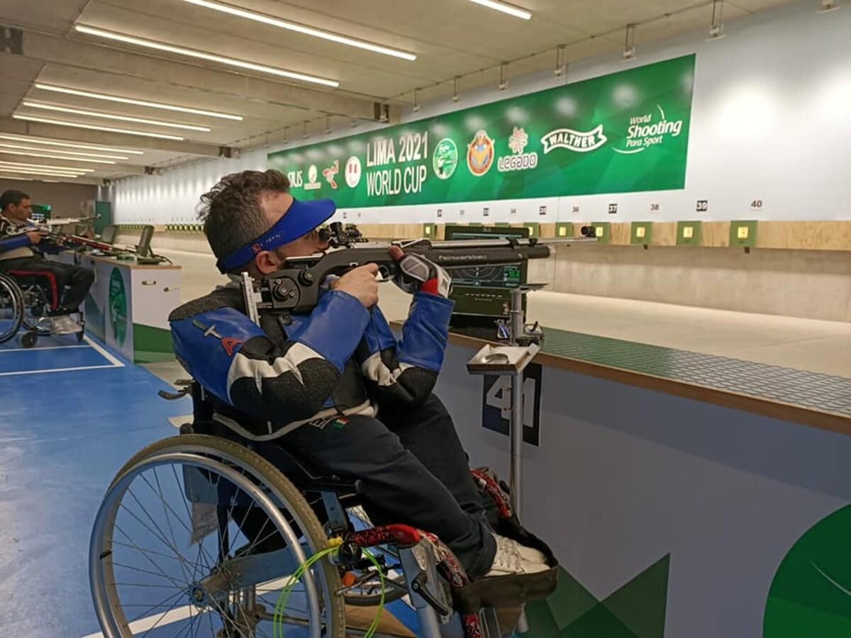 Il faentino Jacopo Cappelli alle Paralimpiadi di Tokyo: con lui altri 12 atleti emiliano-romagnoli
