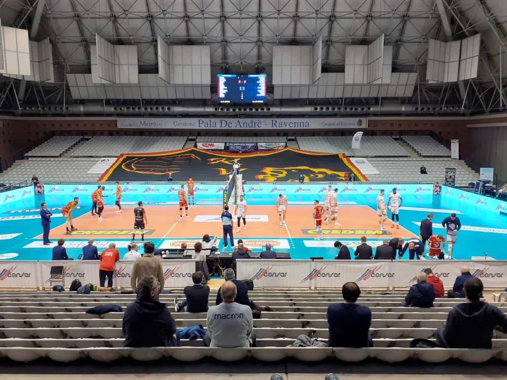 Volley, la Consar ritrova il pubblico: ingressi scaglionati e mascherina