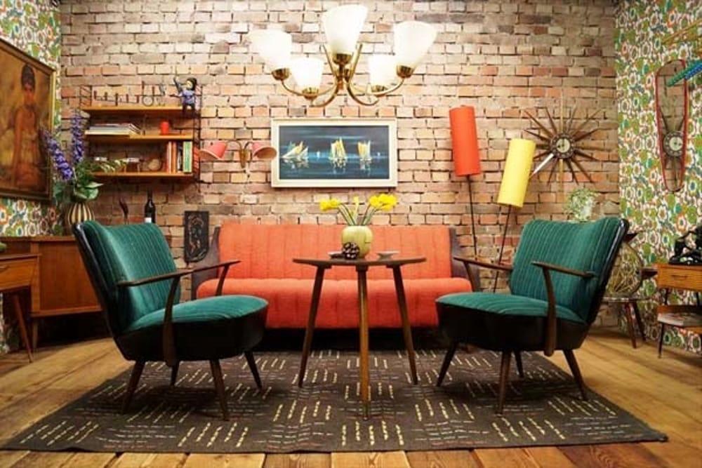 Consigli su come arredare casa in stile vintage for Arredo casa amazon