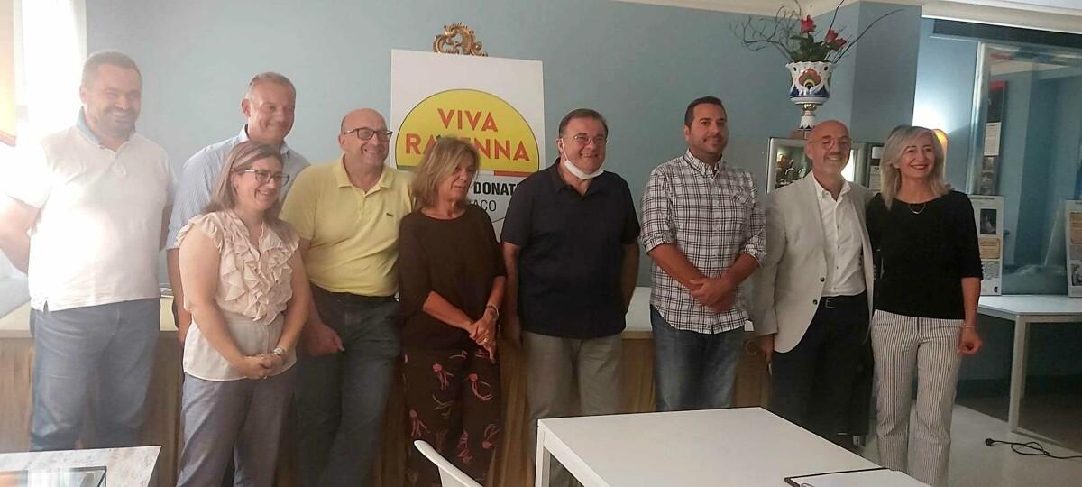Elezioni, Viva Ravenna presenta gli ultimi candidati alla carica di consigliere