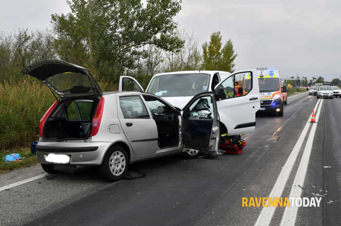 Incidente in viale Europa, 16-10-2018 (M.Argnani)